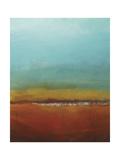 Red Seas 1 Giclee Print by Starlie Sokol-Hohne