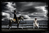 1729 the Dawn of Surrealism Photographic Print by  Cazeba