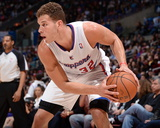 Mar 10, 2014, Phoenix Suns vs Los Angeles Clippers - Blake Griffin Photographic Print by Andrew Bernstein