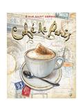 Café Paris Kunst von Chad Barrett