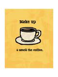 Wake Up Premium Giclee Print by  Valentina Valentina