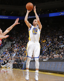 Mar 7, 2014, Atlanta Hawks vs Golden State Warriors - Stephen Curry Photographic Print by Rocky Widner