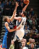 Dec 30, 2013, Dallas Mavericks vs Minnesota Timberwolves - Kevin Love Photo by David Sherman