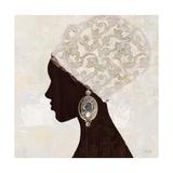 Fashion Global Silhouette 2 Art par Bella Dos Santos