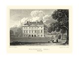 Wolterton Hall Prints by J.p. Neale