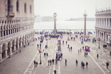 Italy, Veneto, Venezia District, Venice. San Marco Square. Photographic Print by Francesco Iacobelli
