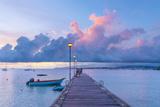 Caribbean, Martinique, Pointe Du Bout, Anse Mitan Photographic Print by Alan Copson