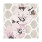 Pretty in Pink Blossoms 4 Giclee Print by Megan Swartz
