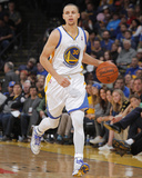 Mar 9, 2014, Phoenix Suns vs Golden State Warriors - Stephen Curry Photographic Print by Rocky Widner