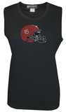 Juniors: Tank Top - Alabama Crimson Tide - Crystal Embellished Logo T-shirts