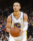 Jan 28, 2014, Washington Wizards vs Golden State Warriors - Stephen Curry Photographic Print by Rocky Widner