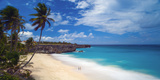Caribbean, Barbados, Bottom Bay, Bottom Bay Beach Photographic Print by Alan Copson