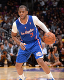 Mar 6, 2014, Los Angeles Clippers vs Los Angeles Lakers - Chris Paul Photographic Print by Andrew Bernstein