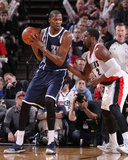 Feb 11, 2014, Oklahoma City Thunder vs Portland Trail Blazers - Kevin Durant Photographic Print by Sam Forencich