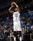 Jan 08, 2014, Washington Wizards vs New Orleans Pelicans - Anthony Davis Photographic Print by Layne Murdoch