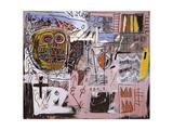 Sin título Lámina giclée por Jean-Michel Basquiat