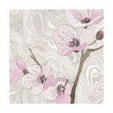 Pretty in Pink Blossoms 1 Giclee Print by Megan Swartz