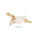 Happy Rabbit Giclee Print