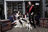 The Royal Couple Photographic Print by Leon Le Baron