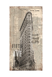 175 Fifth Avenue Giclee Print by Evangeline Taylor