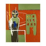 Pedestrian Giclee Print by Jean-Michel Basquiat