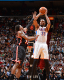 Jan 29, 2014, Oklahoma City Thunder vs Miami Heat - Kevin Durant Photographic Print by Jesse D. Garrabrant