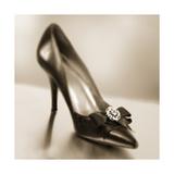 Vintage Glamour Shoe Giclee Print by Julie Greenwood