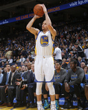 Mar 18, 2014, Orlando Magic vs Golden State Warriors - Stephen Curry Photographic Print by Rocky Widner