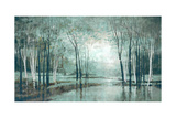 Rain Fresh Woods Giclee Print by Wendy Kroeker
