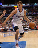 Feb 1, 2014, Utah Jazz vs Los Angeles Clippers - Blake Griffin Photographic Print by Noah Graham