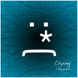 Crying Photographic Print by Leon Le Baron