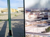 Deux Milieux - Lyon Photographic Print by Laurent Grizon