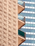 Balcons Urbains Photographic Print by Laurent Grizon