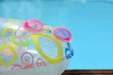 Glasses, Buoy and Pool Bottom Photographic Print by Laetitia Julien