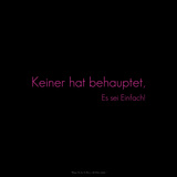 Nobody Said it Was Easy! Keiner Hat Behauptet, Es Sei Einfach! Photographic Print by Leon Le Baron