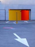 Parking - Lyon Photographic Print by Laurent Grizon