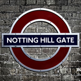 Nothing Hill Gate Photographic Print by Leon Le Baron