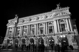 The Palais Garnier Opera House Side View Photographic Print by Leon Le Baron