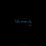 Don't Give Up! Gib Niemals Auf! Photographic Print by  Cazeba