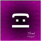 Tired Photographic Print by Leon Le Baron