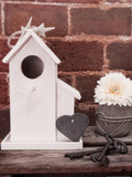 The Birdhouse Photographic Print by  Cazeba