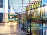 Gare Routière - Liverpool Photographic Print by Laurent Grizon