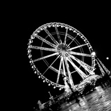 The Wheel of Paris Photographic Print by Leon Le Baron
