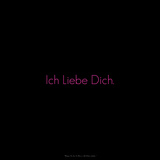 I Love You. Ich Liebe Dich. Photographic Print by  Cazeba
