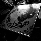 The Art Deco Table Photographic Print by  Cazeba