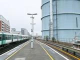 Gare - London Photographic Print by Laurent Grizon