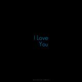 I Love You Photographic Print by Leon Le Baron