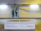 Gare de Bus Photographic Print by Laurent Grizon