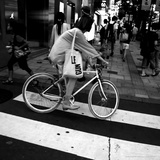 Anju Le Gun Tokyo Photographic Print by  Cazeba