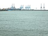 Horizon de Mer Du Nord - Zeebrugge Ostende Photographic Print by Laurent Grizon